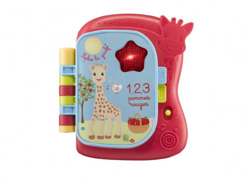 Sophie la girafe Musical Light Up Book